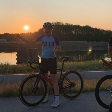 Cykling + Hot Stretch