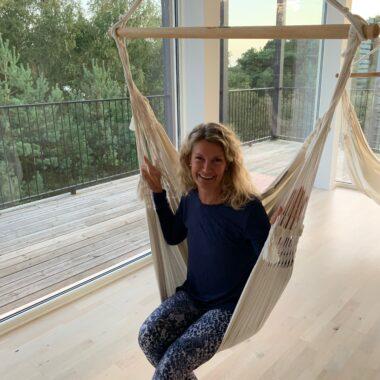 Medicinsk yoga med Eva